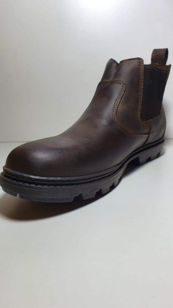Kingston Chelsea Boot - Brown